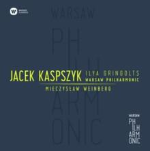Warsaw Philharmonic: Weinberg Symphony No. 4 & Violin Concerto (Warner 2014)